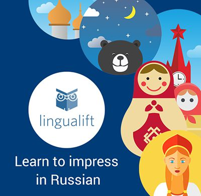 Learn Russian with LinguaLift